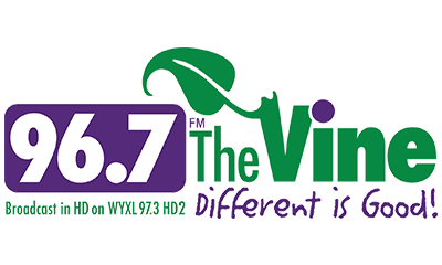WYXL-HD3 96.7 The Vine